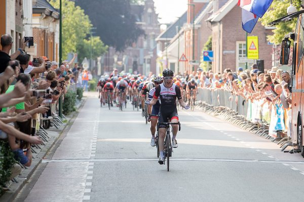 Axel van der Tuuk NK junior mannen 2019