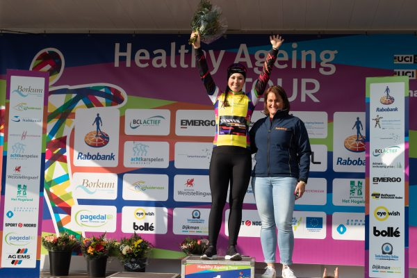 Lisa Klein winnares Healthy Aeging Tour 2019