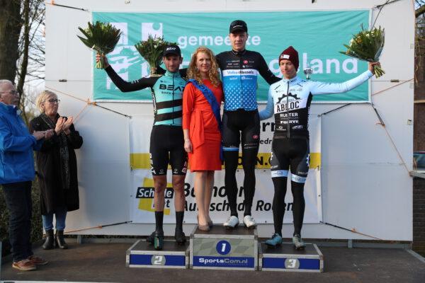 Tijmen Eising wint Ronde van Groningen 2020